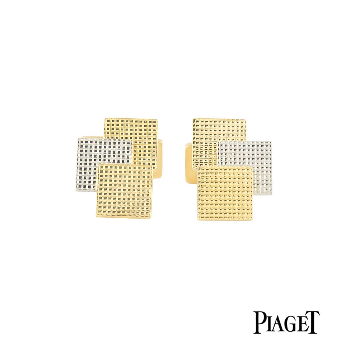 Piaget Square Cufflinks
